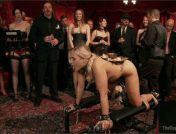 Bill Bailey – Chanel Preston – Angel Allwood – Anal Slave Broken in by Gorgeous Chanel Preston