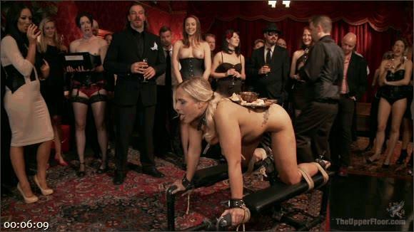 Bill Bailey – Chanel Preston – Angel Allwood – Anal Slave Broken in by Gorgeous Chanel Preston_cover