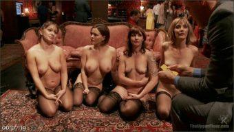 Mickey Mod – Krissy Lynn – Lea Lexis – Owen Gray – Mona Wales – Sahara Rain – Krissy Lynn\'s Big Round Ass Fucked and Gives Newbie Slut Porno Lessons