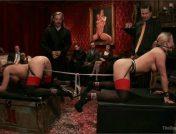 Wolf Hudson – Holly Heart – Simone Sonay – Kinky MILF Sex Slaves Service Hot Stud Dick