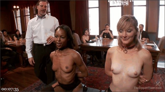 Marie Luv – Mona Wales – Slave Orgasm Overload_cover