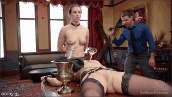 Tommy Pistol – Casey Calvert – Zoey Monroe – Training the Ass Licking Fluffer