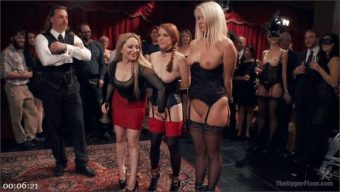 Penny Pax – Marco Banderas – Aiden Starr – Layla Price – Come Shot Orgy on the Upper Floor
