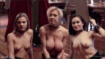 Gabriella Paltrova – Karlo Karrera – Sydney Cole – Dee Williams – Disorderly Anal Slaves Disciplined