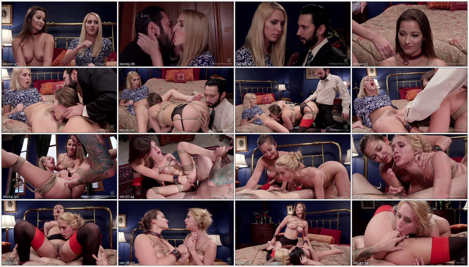 Dani Daniels – Cadence Lux – Tommy Pistol – To Honor & Obey: Virginal fiance trained for Sexual Slavehood
