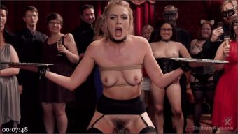Roxanne Rae – John Strong – Keira Nicole – The Innocent Doll & Anal Slut Slave