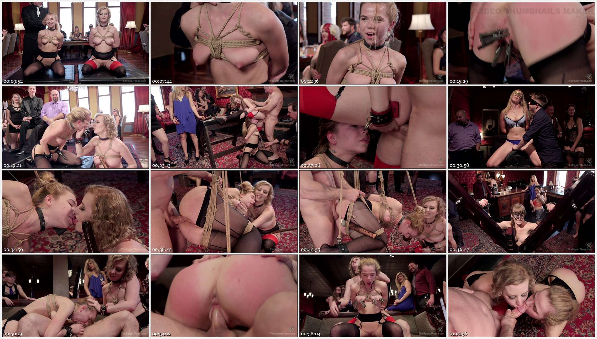 Cherry Torn – John Strong – Alina West – Young Anal Slut Trained in Cock Worship