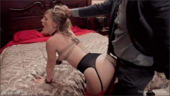 Mona Wales – Ramon Nomar – Gina Valentina – 18 year old Submissive Secretary Takes Her Punishment