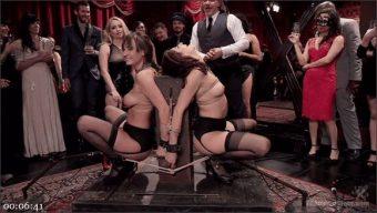 Aiden Starr – Nikki Knightly – Charlotte Cross – Bill Bailey – Hot Slave Girls Degraded, Fisted & Fucked