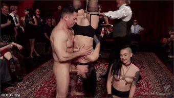 Dallas Black – John Strong – Rachael Madori – The Anal Initiation of Dallas Black