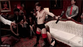 Marco Banderas – Alice March – Audrey Holiday – Slave Girls Debased & Anally Ravaged at Private BDSM Party