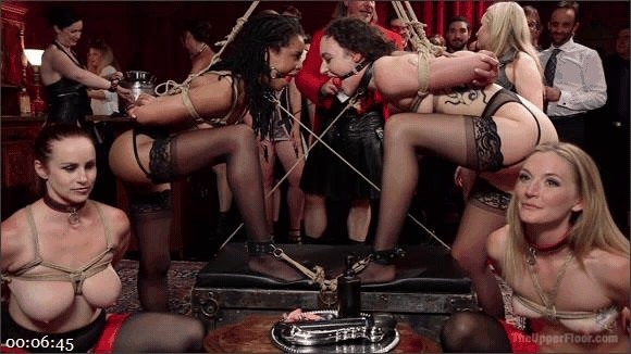 Aiden Starr – Lilith Luxe – Mona Wales – Mickey Mod – Marco Banderas – Bella Rossi – Kira Noir – A Slave Orgy Like No Other_cover