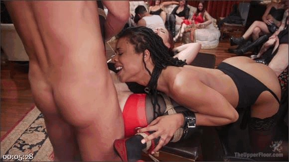Aiden Starr – Lilith Luxe – Mona Wales – Mickey Mod – Marco Banderas – Bella Rossi – Kira Noir – Slave Orgy Unchained_cover