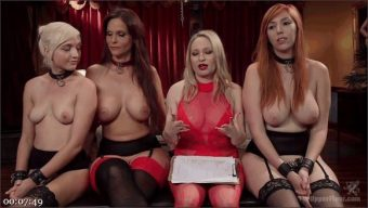 Syren de Mer – John Strong – Eliza Jane – Aiden Starr – Lauren Phillips – Fantastically Fevered Folsom Orgy