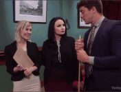 Ramon Nomar – Anna Tyler – Veruca James – Submissive Secretary Anal Trained By Jealous Wife