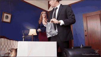 Xander Corvus – Nikki Darling – Lauren Phillips – Off The Record: Anal Media Whore Gets Her Story
