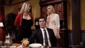 Ramon Nomar – Simone Sonay – Chloe Cherry – Daddy\'s Discipline