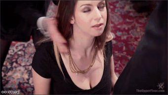 Xander Corvus – Stella Cox – Arabelle Raphael – Gorgeous Fan Girl uses Big Tits to Get The Final Anal Slave Training