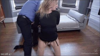 Mona Wales – Tommy Pistol – Cadence Lux – Scamming Squirting Slut Punished by Crazy Anal Housewife