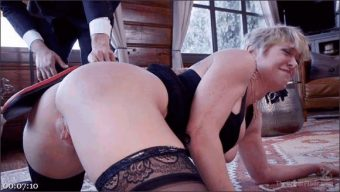 Seth Gamble – Dee Williams – Aspen Ora – Only One way to Find Out: Step-Daughter Anally Trained By Busty Step-Mother