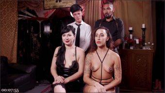 Nikki Darling – Donny Sins – Dee Williams – Well Trained Anal Sluts Service Folsom Orgy