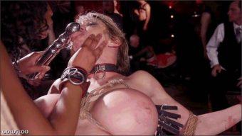Dee Williams – Nikki Darling – Donny Sins – Squirting DP Anal Sluts Serve the Folsom Orgy