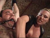 Harmony – Oscar Beyer – Harmony Evaluates Oscar Beyer with Brutal Cock Torment