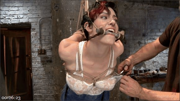 Iona Grace – Requests Fulfilled: Impossible Bondage Positions_cover