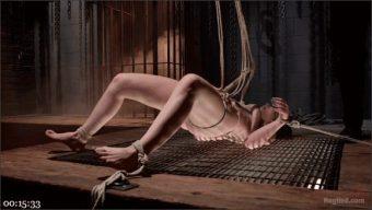Juliette March – Pretty Little Rope Slut Gets Destroyed