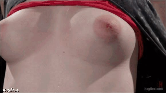 Amarna Miller – Sexy Spanish Slut Bound with Pain, Hot Wax and Orgasms!!!_cover