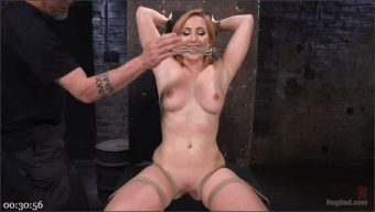 Sophia Locke – The Pope – WARNING!!! EXTREME TORMENT, WATER BOARDING, AND BRUTAL BONDAGE