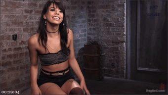 Gina Valentina – The Pope – 19 Year Old Slut in Devastating Bondage and Tormented!!