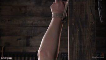 Paige Pierce – The Pope – Pain Slut Paige Pierce Submits to Rope Bondage and Corporal Punishment