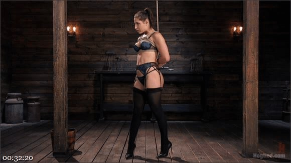 Abella Danger – The Pope – Hot Body Abella Danger Disciplined and Made to Cum in Rope Bondage!!_cover