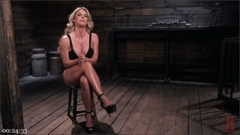 The Pope – Phoenix Marie – Phoenix Marie and Her Big Tits are Captured in Bondage and Tormented