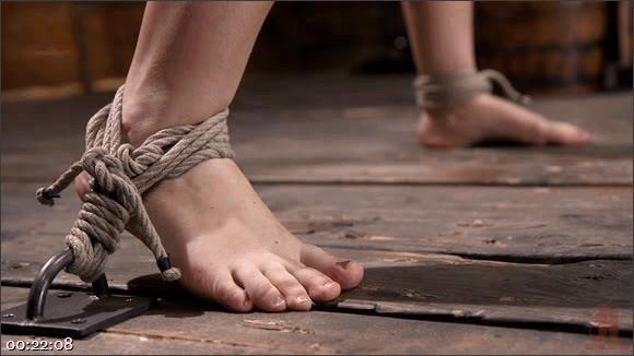 Gabriella Paltrova – Curvy Slut Gabriella Paltrova in Grueling Rope Bondage and Tormented_cover