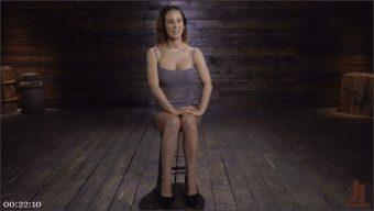 Cherie DeVille – Blond MILF Cherie DeVille in Grueling Bondage Made to Endure Torment