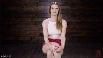 Ashley Lane – Hardcore Bondage and Domination Makes Ashley Lane A Happy Slut!