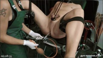 Baroness Mercedes – Patient c56xx – Baroness Mercedes' Clinic: Anal Inspection