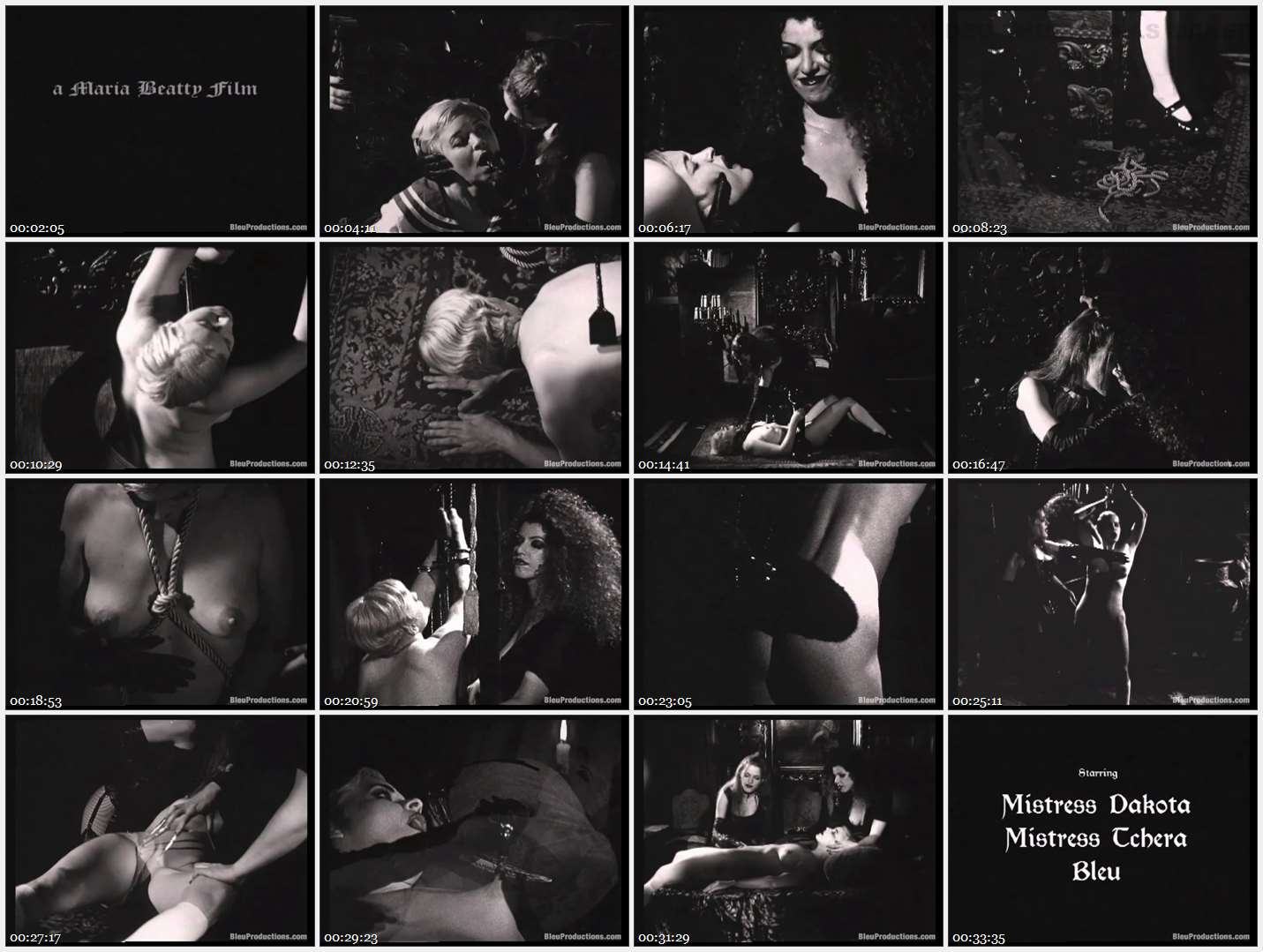 Maria – Mistress Dakota – Ladies of the Night -Les Vampyres