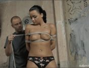 Daphne Klyde – Ar – Daphne Klyde Slapped and Rope Tied