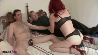Mz Berlin – Frank Towers – Les Moore – Making Hubby Bi