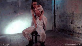 Anouk – Need – Anouk Humiliates And Wanks Muscular Guy