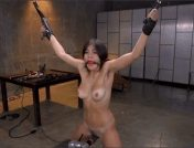 Eddie Jaye – Kendra Spade – New Slut Kendra Spade Bound in Rope, Anally Fucked With Enormous Cock!
