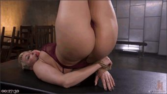 Stirling Cooper – Ryan Keely – Big Titted Goddess Ryan Keely Fucked, Disciplined in Rope Bondage
