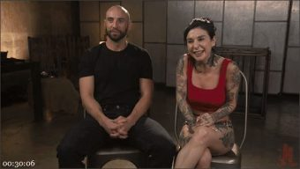 Stirling Cooper – Joanna Angel – Joanna Angel Punished with Rope Bondage and Rough Anal
