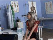 Dr. Lush's Office: Lea Lexis, Carol/Domnika