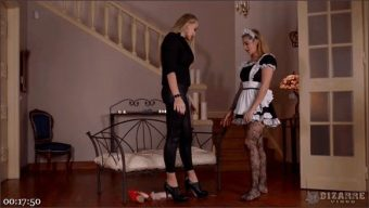 Maisie Rain – Kayla Green – A Maid's Education