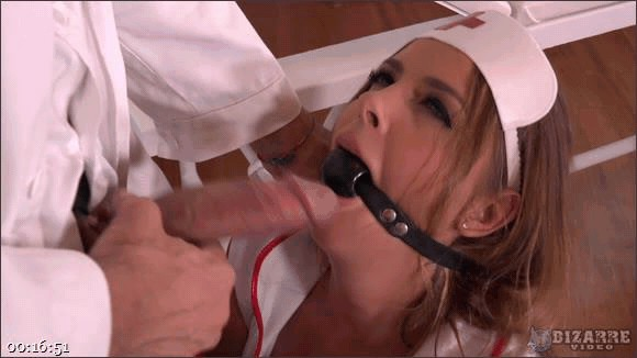 Candy Alexa – Kai Taylor – Gagged in the Clinic_cover