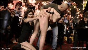Omar Galanti – Rita – Princess Donna's Favorite Russian Babe gets Ass Fisted and Fucked in Public